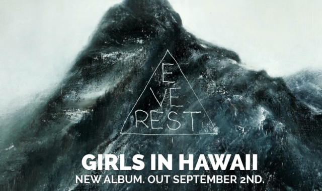 girls in hawaii album cover